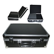 Tırnak s03 ile basekey dövme siyah küçük alüminyum kutu