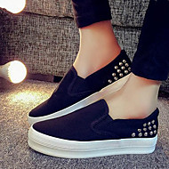 Women's Shoes Flange Rivet Leisure Platform Comfort Fashion Sneakers Outdoor / Casual