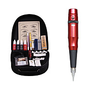 1set Berufsaugenbraue Tattoo Maschine gesetzt Augenbraue Tattoo Stift sind alle mit