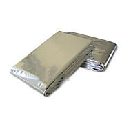 Cobertor de Emergência - DE outro - prata