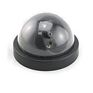 PIR aktivoituu realistinen nuken houkutuslintuna valvontakamera kanssa vilkkuva led (2 * aa)