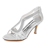 Women's Wedding Shoes Heels / Peep Toe Sandals Wedding / Party & Evening /