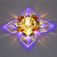 3 W 18Cm Crystal  Lamp Smd Led CreativeTube  Spotlight Absorb Dome Light
