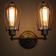 LED Væg Lamper,Rustik/hytte Metal
