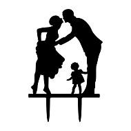 Figurine - Resin - Vuosipäivä / Bridal Shower-kutsut / Syntymäpäivä / Häät -Ranta-teema / Puutarha-teema / Aasialainen teema /