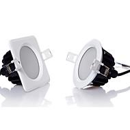 12W Downlight de LED 24 SMD 5630 1100 lm Branco Quente / Branco Frio Regulável AC 220-240 V 1 pç