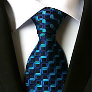 Ψαροκόκαλο - Γραβάτα ( Μπλε , Πολυεστέρας )