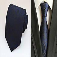 Vzor - Kravata ( Tmavě modrá , Polyester )