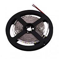 ZDM ™ 5 m vedl 300 * 5630 SMD DC12V teplá bílá / studená bílá LED pásek lampy 40W