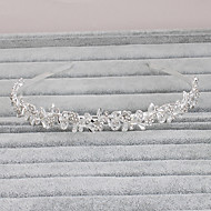 Women's Rhinestone Headpiece-Wedding Special Occasion Casual Office & Career Outdoor Headbands 1 Piece