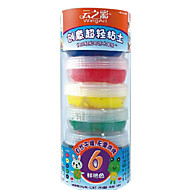 Cylinder Packing Clay for Kids(over 3 years old)