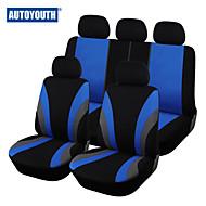 autoyouth klassikoita turvaistuimen kansi Universal fit useimmat tuotemerkin auto kattaa 3 väriä turvaistuimen suojus auton muotoilu