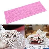 Dekorasjonsverktøy For Kake For Brød For Terte Silikon Miljøvennlig Høy kvalitet Gør Det Selv