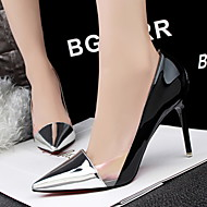 Women's Shoes AmiGirl 2016 New Style Hot Sale Stiletto Heels Wedding/Party/Dress Gold/Silver/Gray