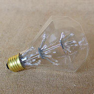 G95 Diamond All Over The Sky Star 110 V - 240 - V Edison Light Bulb