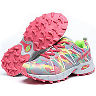 Women's Water Shoes Shoes Tulle Upstream shoes Trail Running Hiking Pink / Purple