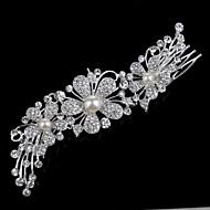 Az új lépek koreai sasha Vujacic gyémánt gyöngy fejdísszel menyasszony az európai és amerikai divat ékszerek
