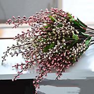 Une succursale Polyester Fruit Fleur de Table Fleurs artificielles