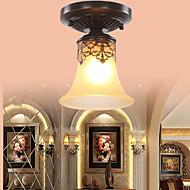 More than 5 w צמודי תקרה ,  מודרני / חדיש / מסורתי/ קלאסי / סגנון חלוד/בקתה / Tiffany / מנורה / גס / וינטאג' / רטרו אחרים מאפיין for LED