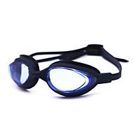 Óculos de Natação Anti-Nevoeiro Gel Silica Nailom Branco Cinzento Preto Azul Roxo Rosa Cinzento Azul Azul Escuro