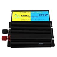 300w senoidal pura potência do carro onda inversor carregador adaptador 12V DC para 220V AC