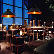 Max 60W Tradicional/Clásico / Rústico/Campestre / Cosecha / Retro Mini Estilo Pintura Metal Lámparas ColgantesSala de estar / Dormitorio