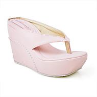 Women's Shoes Heel Wedges / Heels / Platform Sandals / Heels / Dress / CasualBlack / Pink /888