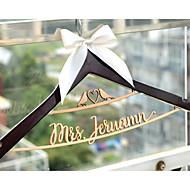 Bruiloft / Gefeliciteerd / Bedankt-Bruid / Bruidsmeisje / Bloemenmeisje / Echtpaar / Ouders-Creatief geschenk-Koffiebruin