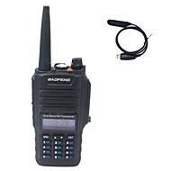BaoFeng BF-A58+Programming cable Talkie-Walkie 5W(H)/4W(M)/1W(L) 128 400 - 470 MHz / 136 - 174 MHz Li-ion battery 1800mAh 3 - 5 kmAlarme