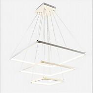 современный дизайн / 70w вел подвесной светильник прямоугольности / пригодный для круглогодичного проживания, столовая, кабинет