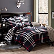 100% Cotton Bedding Set 4pcs Queen King Double Bed Duvet Cover Sets