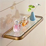 Duschkorb / Badezimmer Gadget Messing, antik Wandmontage 19.7*6.1*1.1 inch Messing Modern