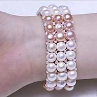 Bracciali Per donna Filo Perle Perle