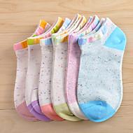 Low Cut Čarape Žene6 Parovi za