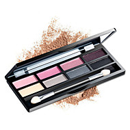 Bioaqua® Eyeshadow Pencil Silkworm Pen Eyeshadow Palette Makeup 8 Colors 1 Palette