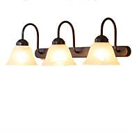 Mini Estilo Iluminación baño,Rústico/ Campestre E26/E27 Metal