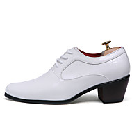 Men's Shoes Casual/Party & Evening/Office & Career/Wedding Fashion Oxfords Leather Shoes Black/White 38-43