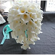 Wedding Flowers Cascade Lilies Bouquets