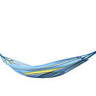 Viseća mreža za ležanje Kampiranje Fifhing Lov Piknik Plav Oksford