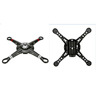 WLToys / XK X380 WLToys Parts Accessories RC Helicopters / RC Quadcopters / RC Airplanes Black