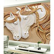 papel pintado / Mural Art Decó Papel pintado De Lujo Revestimiento de pared,Otro Sí