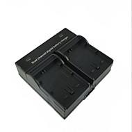 מטען כפול מצלמה דיגיטלית סוללה fw50 עבור sony a5000 a5100 a7r nex6 7 5tl 5R 5n 3nl C3