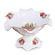 1 pcs Ceramic Bowl for Decoration Afternoon Tea