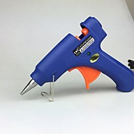 20w elektrisk oppvarming varme smelte limet pistol trigger kunst reparasjon verktøystøtte diameter 7mm hot melt limstifter
