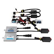 12V55W HID Ballast QSP One Second Headlight Bulb Retrofit Kit 9006 3000K 4300K 5000K 6000K 8000K