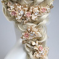 Women's Pearl Headpiece - Wedding / Casual / Outdoor Headbands 1 Piece