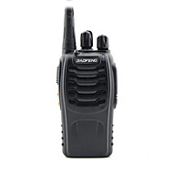 baofeng bf-888s UHF FM transceiver ad alta illuminazione torcia elettrica walkie talkie