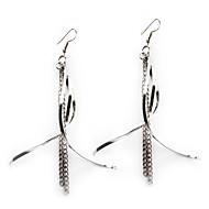 여성제품-파티 / 캐쥬얼-드랍 귀걸이-귀걸이