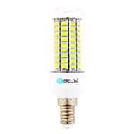 20W E14 LED-maissilamput T 99 SMD 5730 2000 lm Lämmin valkoinen / Kylmä valkoinen AC 220-240 V 1 kpl