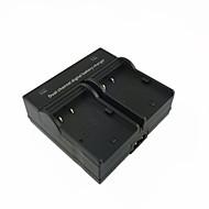 מטען כפול מצלמה דיגיטלית סוללה bp511 עבור EOS 300D Canon 10D 20D 30D 40D 50D EOS 5D